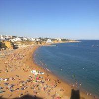 Albufeira, uma praia acessível.