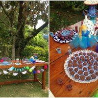Aniversários para meninas ao ar livre